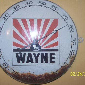 wayne feed thermometer