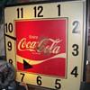 My Fathers Coke Clock