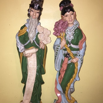 Chinese figures - Asian