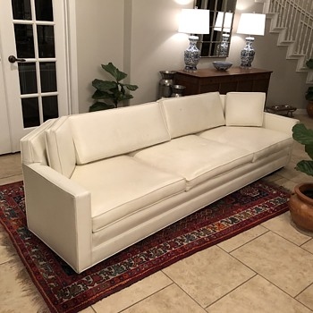 7' couch - Furniture