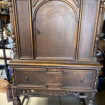 Pre-Depression China Hutch - Furniture