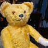 Golden Mohair Petz Teddy Bear
