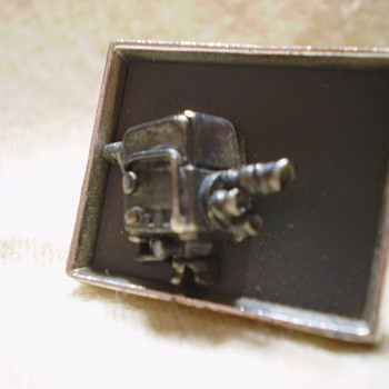 Anson motion picture camera cufflinks