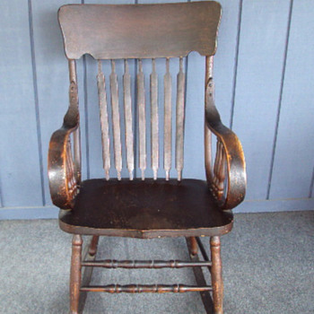 Rocking Chair info needed - Furniture