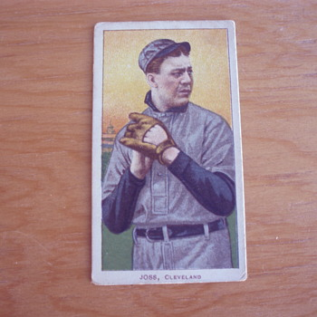ADRIAN ADDIE JOSS T206 1909-1911 TOBACCO BASEBALL CARD - Tobacciana