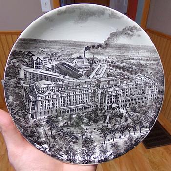 Battle Creek Sanitarium - China and Dinnerware