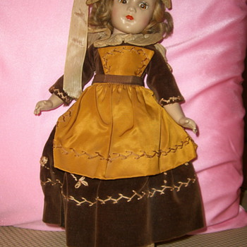 Mary Hoyer Doll - From Great Aunt Jane - Dolls