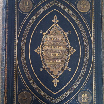 Brown's family bible.