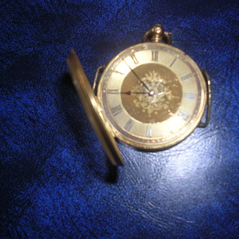What type of watch is this called, how old. Any info welcome - Pocket Watches