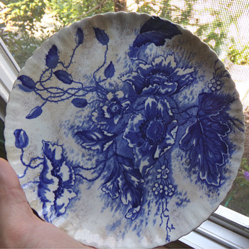 Another Junk Plate  - China and Dinnerware