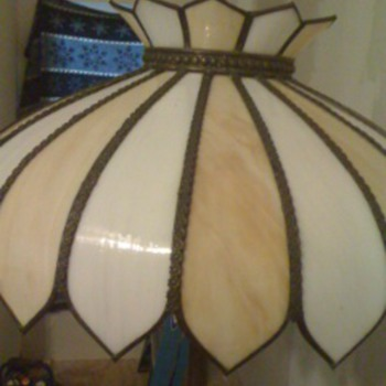 Stain Glass floor Lamp