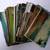 Lot of vintage U.S.A postcards.