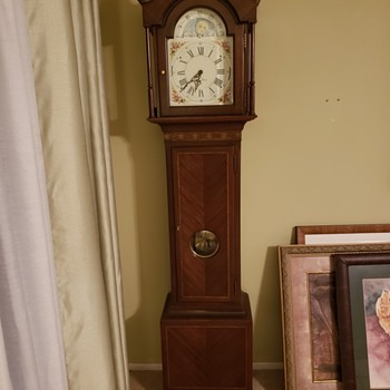 Seth Thomas Grandfather clock  - Clocks