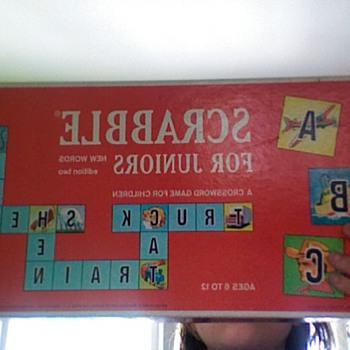 Scrabble For Juniors - Games