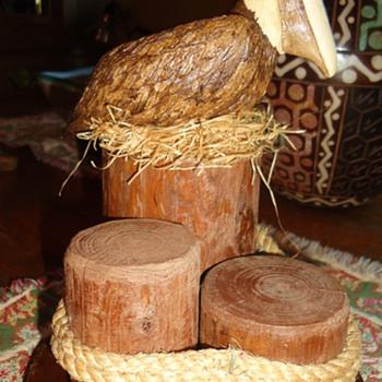 PriceQtyTotal # 13980444 - Pelican Wooden Sculpture$8.771$8.77