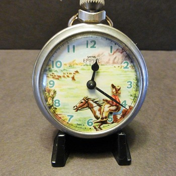 "The ""Ranger"" Animated Pocket Watch - Pocket Watches"