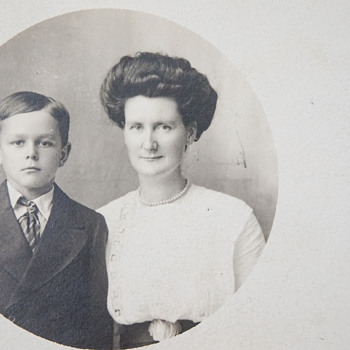 1911 Real Photo Postcard