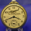 1929 The Explorer Pocket Watch by E Ingraham Co.