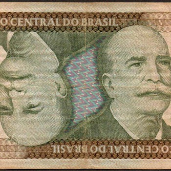 Brazil - (1000) Cruzeiros Bank Note