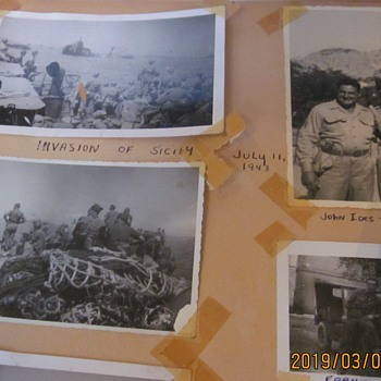 Photos of WW2 Invasion of Sicily by the Allies. 1943. - Military and Wartime