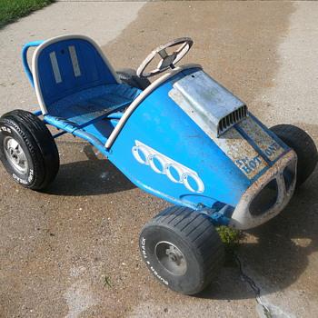 Mystery Pedal Car - Toys