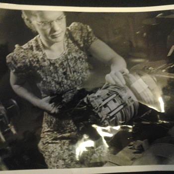 1941 Westinghouse Sharon, PA photo - Photographs