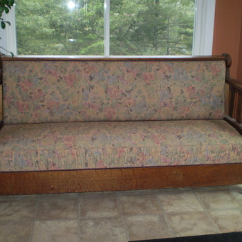 Arts & Crafts Sleeper Sofa - Furniture