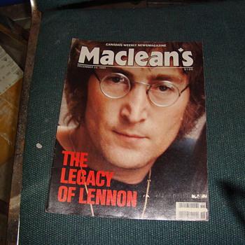 few magazines - Paper