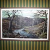 painting by k. lund-shipley glen-yorkshire.