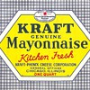 1939 Kraft Mayo Label/Invitation