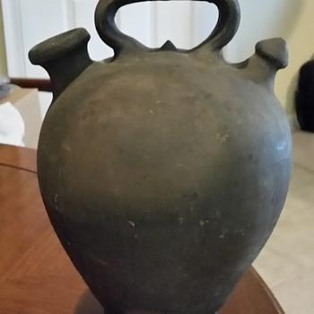 Botijo from Barcelona - Pottery
