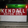 Kendall sighn from the forties,shell signs from the seventies.
