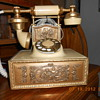 Vintage French Provincial Victorian phone