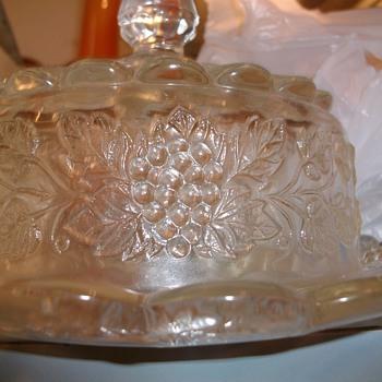 Grandma's Cabinets - Glassware