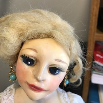 Queen Bottle Doll