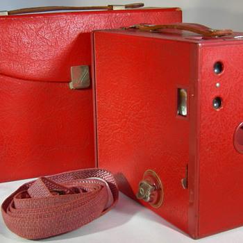 Kodak Brownie 2a model C - Cameras