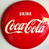Coca Cola button- age???