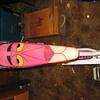 Free Spirit Pink Panther Banana Seat Bike