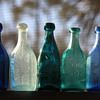 {}----Old Pontiled Long Island Soda Bottles----{}