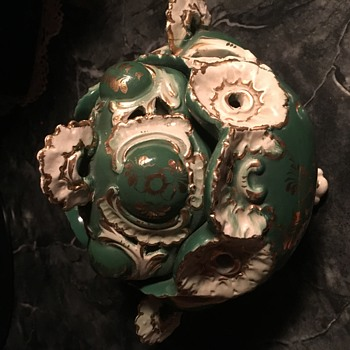 From Nonnas cabinet - Pottery