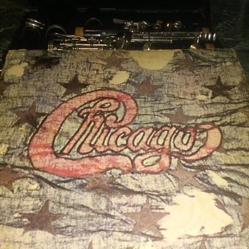 Chicago...On 33 1/3 RPM Double Vinyl - Records