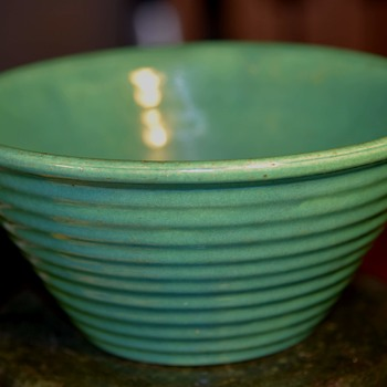 Medium-sized Turquoise Mixing Bowl - Kitchen
