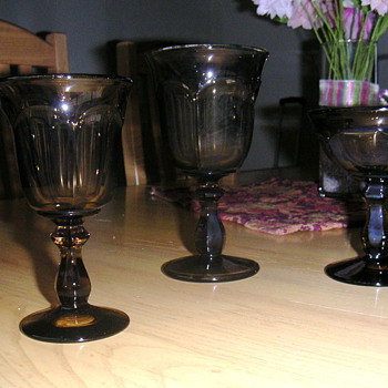 Fenton Stemware - Glassware