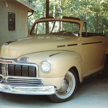 1948 Mercury  done in the '90s - Classic Cars