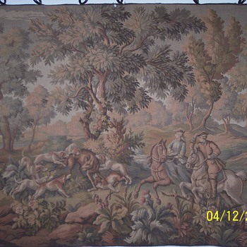 French Tapestry
