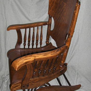 My Grandmother's Rocking Chair - Furniture