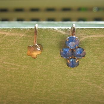 Screw on earrings - Costume Jewelry