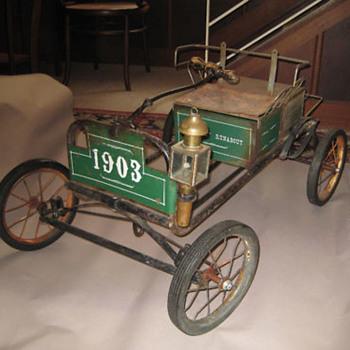 Simplex 1903 Ford - Model Cars