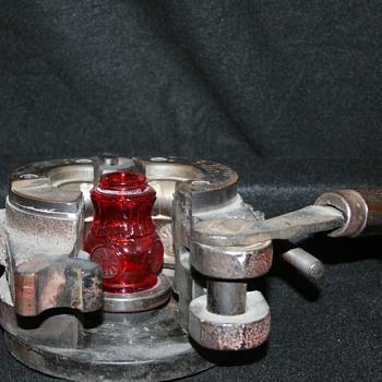 Salt Shaker Mould - Glassware