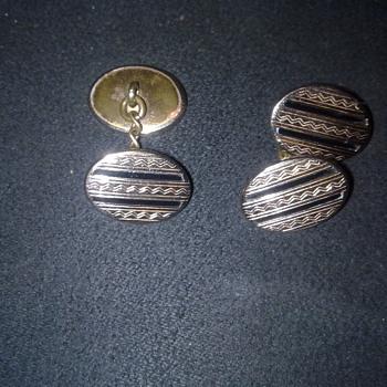 VINTAGE CUFFLINKS - Accessories